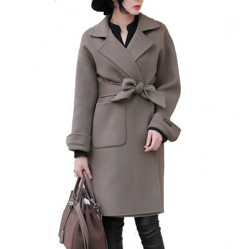 Online Get Cheap Grey Cashmere Coat -Aliexpress.com | Alibaba Group