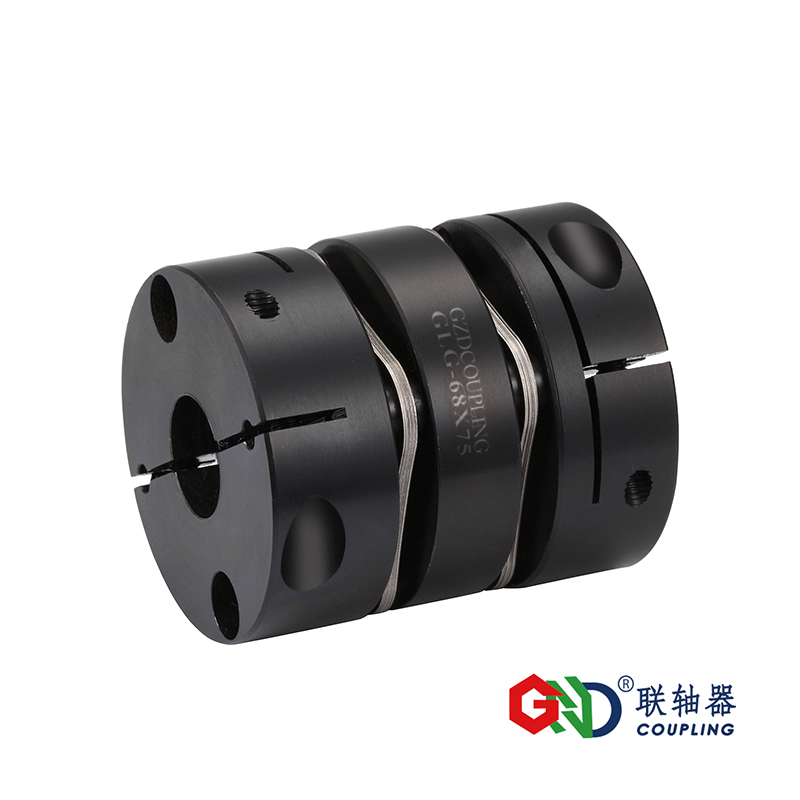 GLG 45# Double Diaphragm Clamp Series shaft coupling D68 to D126mm; L75 to L110mmGLG 45# Double Diaphragm Clamp Series shaft coupling D68 to D126mm; L75 to L110mm