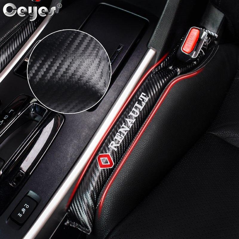 Ceyes, автомобильный Стайлинг, герметичная наклейка, герметичные прокладки для сидений, чехлы для Renault Laguna 2 Megane 3 Fluence, аксессуары