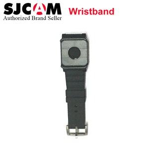 Image 2 - Аксессуары для SJCAM, наручный ремешок + Ручная селфи палка, дистанционный монопод для экшн камеры серии M20 SJ6 SJ7 Star SJ8