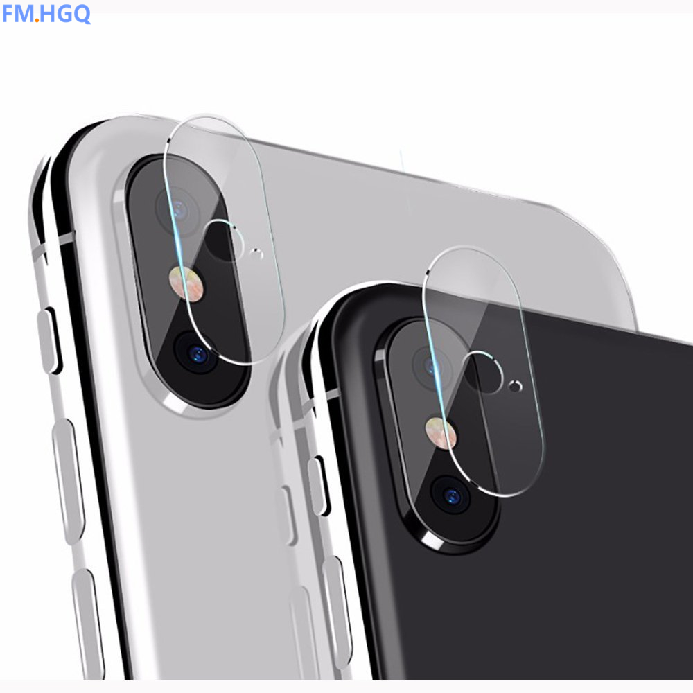 Camera lens Screen Protector for iphone X 10 HD Clear Camera Tempered Glass For iphone X Seamless covering Anti-scratch