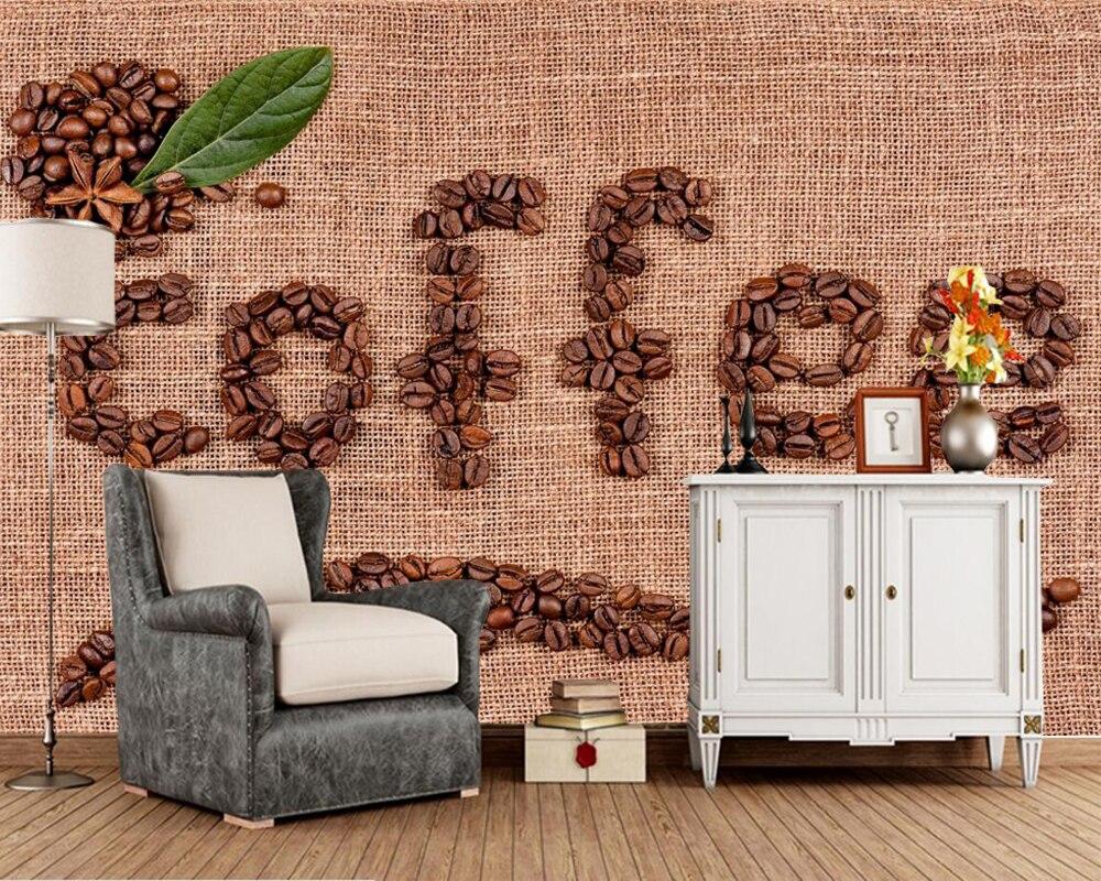 caffè grano word lettering inglese cibo foto wallpaper, soggiorno ... - Camera Da Letto In Inglese
