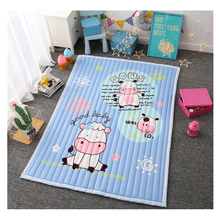 Thicken Infant creeping skid-proof healthy cartoon animal Carpet mat Four Seasons baby Living Room Bedroom game carpet