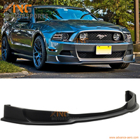 For 2010 2011 2012 Ford Mustang V6 Rt Style Front Bumper Lip Spoiler PU