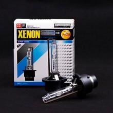 2 pcs 35 w D1S D2S D3S D4S Xenon HID Light Bulb Substituição D1 D2 D3 D4 ESCONDEU Lâmpada de Xenônio farol 4200 k 5000 k 6000 k 8000 k