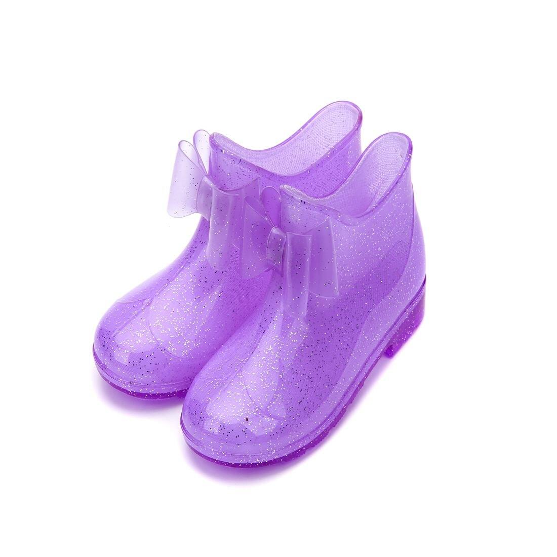2b654ac42 Melissa дождь загрузки Мини двойной Слои лук 2018 Новая летняя детская обувь  из ПВХ дети обуви