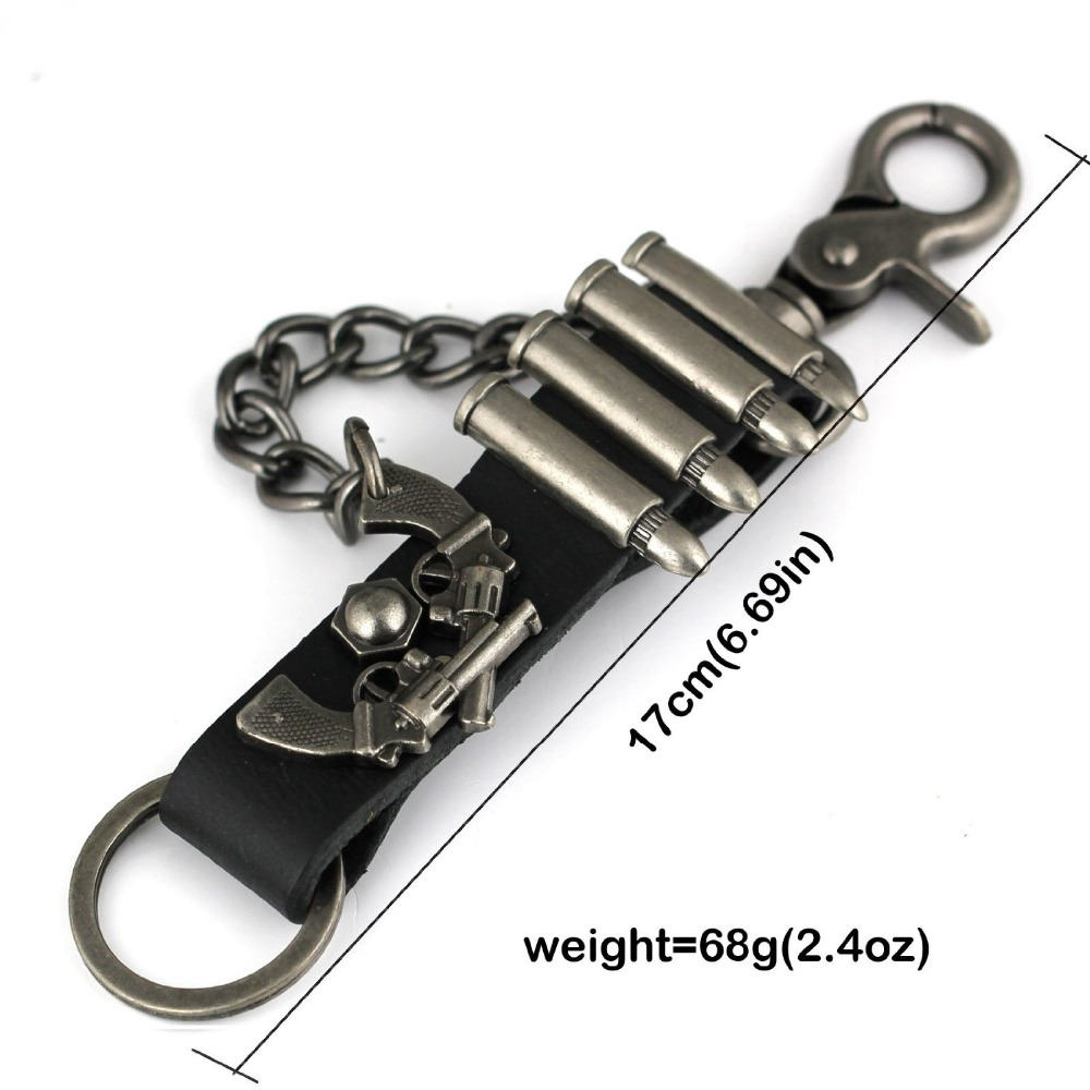 Bullet Strap Key Chain