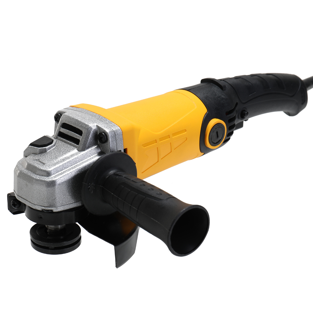 800W 115mm 220V Portable Electric Angle Grinder Household Regulating Polish Machine Grinding Cutting Polishing Power Tools