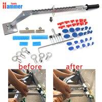 Super dent extrator kit ferramentas de reparo do carro dent cola guias slide martelo dicas acessório|Conjuntos ferramenta manual| |  -