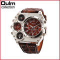 oulm hot men watches  quartz watches  fashion watches