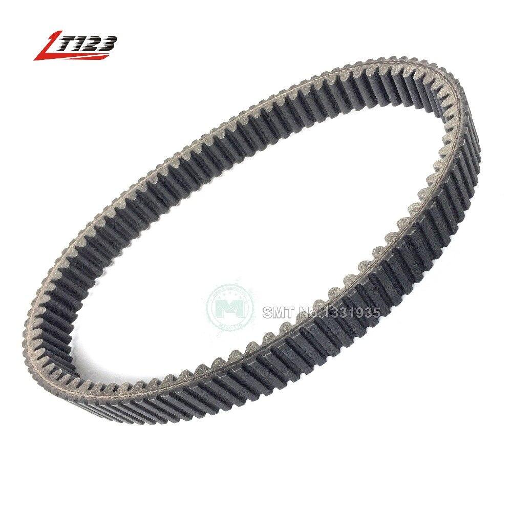 LT123 ATV UTV Transmission double teeth Drive Belt for CF Moto 450 500 CF188 CF450 C18