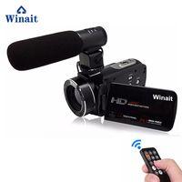 Бесплатная доставка 16X цифровой зум 24mp видеокамера DV hdv z20 с 1080 P/30fps Full HD Цифровая видеокамера встроенный динамик