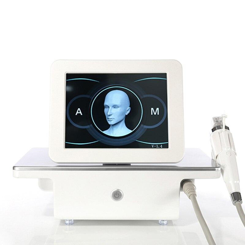 2019 dernière RF fractionnaire portable RF/micro-aiguille fractionnaire RF machine réparation cicatrice réparation vergetures salon de beauté
