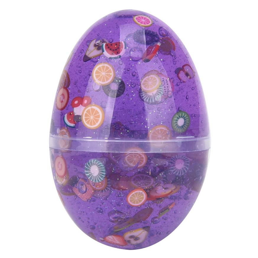 Toys & Hobbies Hearty Muqgew Antistress Funny Tool Egg Colorful Soft Slime Toy Transparent Magic Soft Toys Plasticine For Children Antistress Game#lh