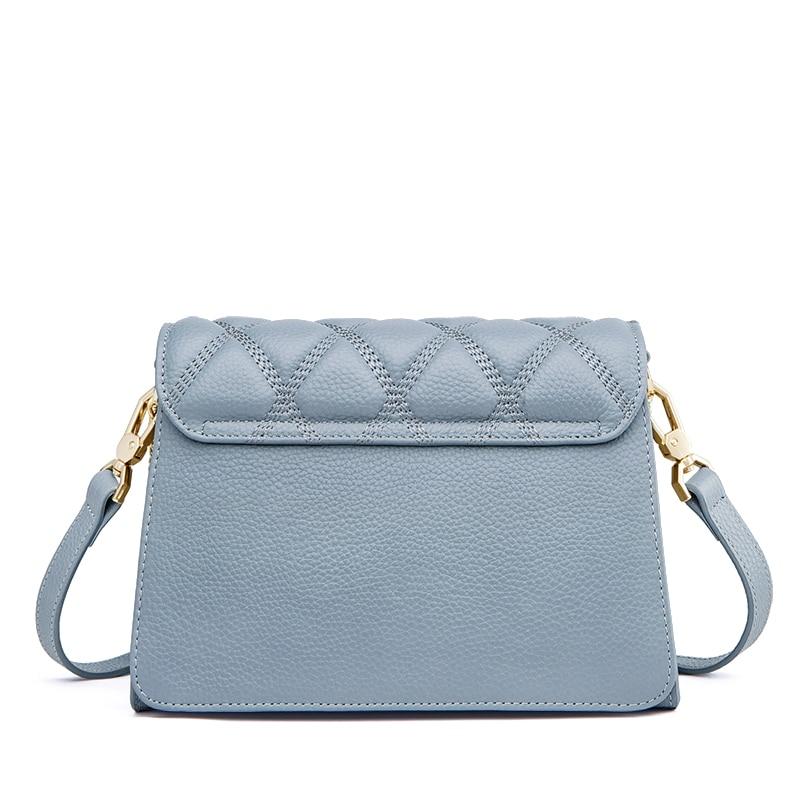 ZOOLER woman leather shoulder bags High Quality girl messenger bag cross body fashion leather purse bags bolsa feminina #LT255