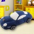 2016 новый мультфильм стиль автомобиля плюшевые игрушки детские дети Офис подушка Стол и стул подушку для детей 42 см