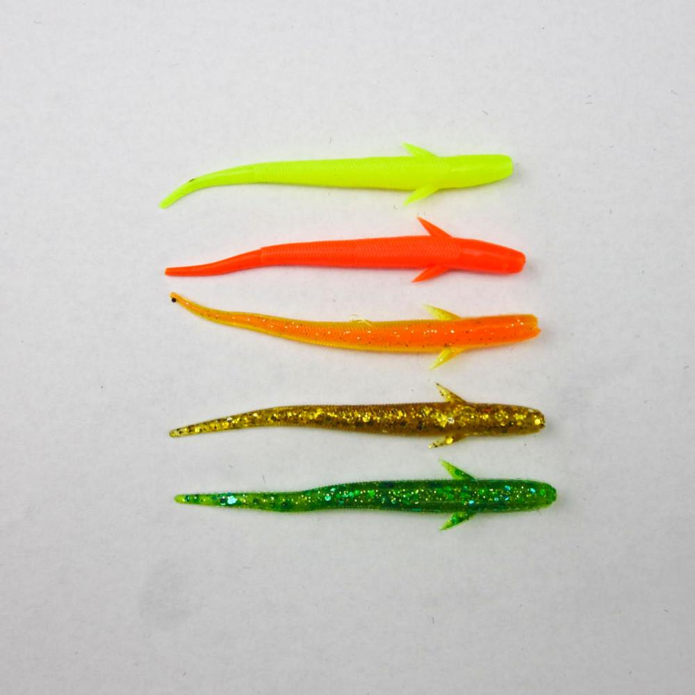 crazy fish soft newt