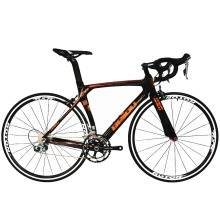 BEIOU Carbon Road Bike 700C S h i m a n o 105 5800 11S Racing Bicycle 500mm 520mm 540mm 560mm Ultra-light 18.3lbs CB013A3