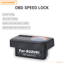 Buy New Smart Auto OBD Speed Lock Profession Produce Car Door Lock Device for Suzuki Vitara Alivio Scross directly from merchant!