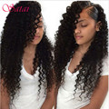 Malaysian Deep Wave 10A Grade Unprocessed Human Hair Extensions 4 Bundles 100g Malaysian Deep Wave Virgin Hair Deep Curly Hair