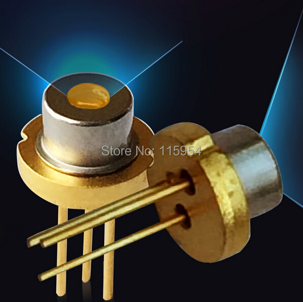 ФОТО New PL TB450 450nm 1.6w 1600mw 5.6mm TO-18 Blue Laser Diode LD New & Original