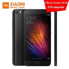 Original Xiaomi Mi5 5.15 Snapdragon 820 Quad Core mobile phone 3GB 32GB 16MP Fingerprint ID 4G FDD LTE Global ROM miu8