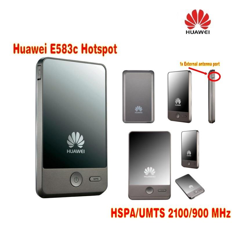 Brand new Huawei e583c 3G wireless router plus 3g antenna