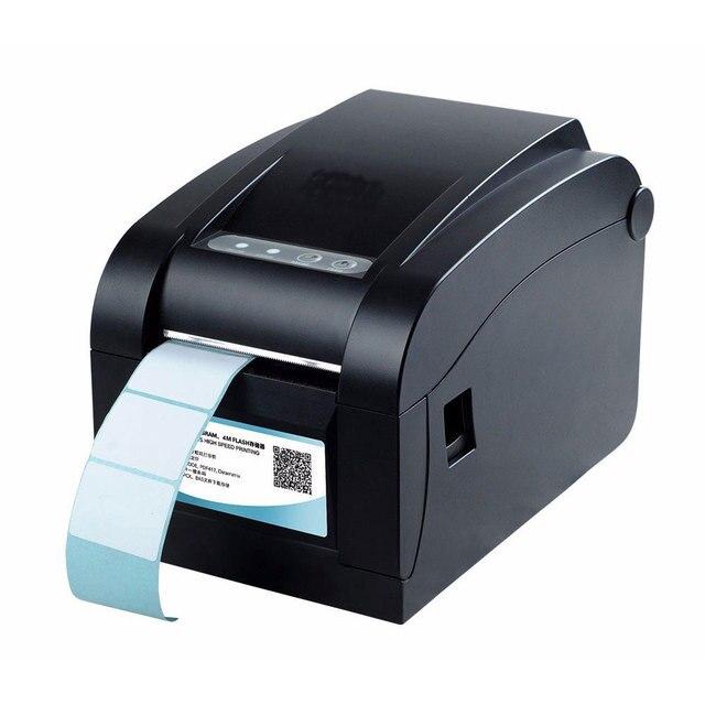 haute qualit code barres thermique imprimante d 39 tiquettes autocollant imprimante thermique. Black Bedroom Furniture Sets. Home Design Ideas