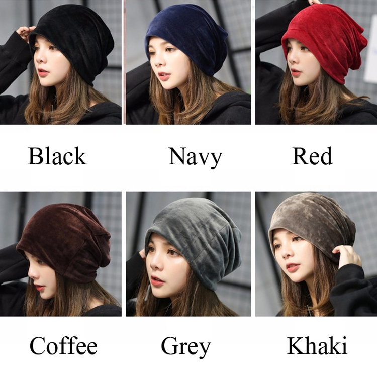 f9b8ddc368c Hot Sale] 250pcs/lot Fashion Spring Autumn Hats Women Casual Warm ...
