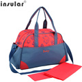 Waterproof multi-function large capacity durable mummy bag pregnant women bag bags just yet