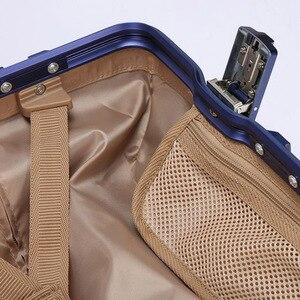 """Image 4 - CARRYLOVE 20 """"24"""" pulgadas spinner llevar en maleta de viaje Carro de cabina de aluminio equipaje rodante en la rueda"""