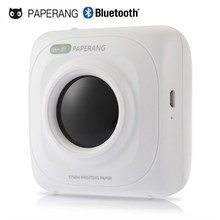 Mini Photo Picture Printer Portable Thermal Bluetooth Printer For Android IOS Mobile Phone(China)