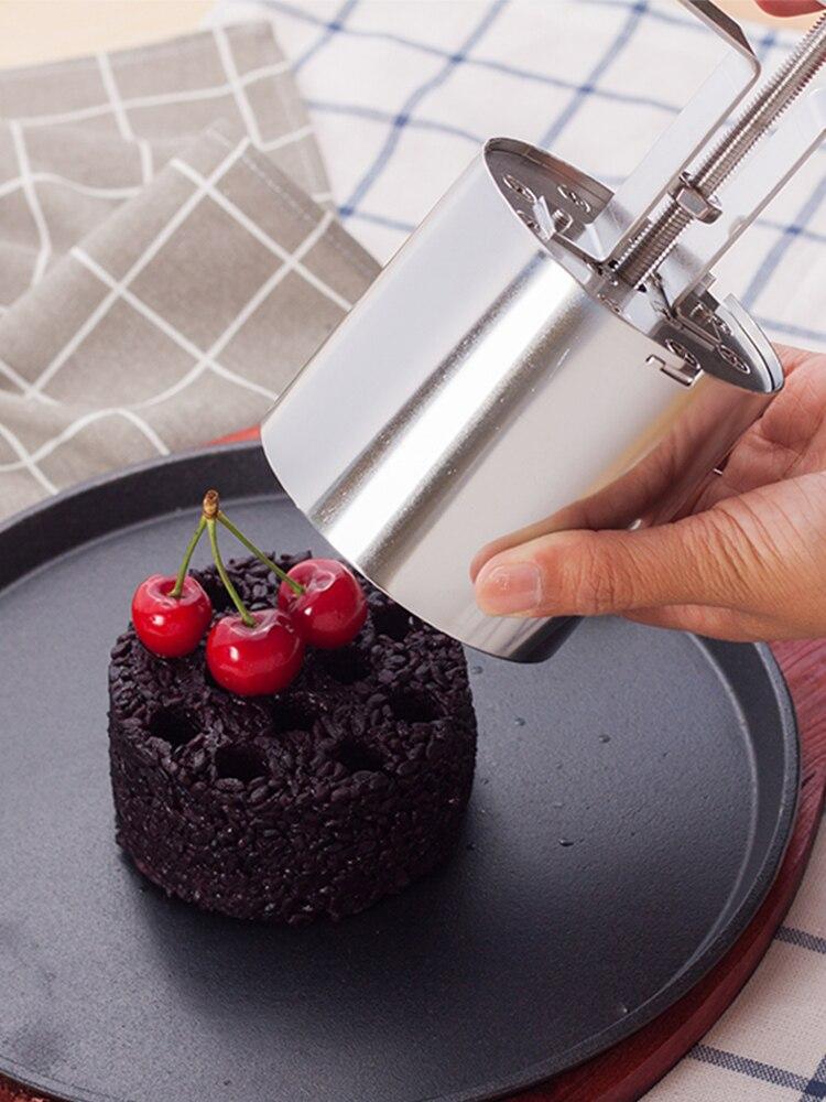 Moule à gâteau créatif artificiel, boule de charbon, outil supplémentaire de bébé de riz, moule de boule de riz