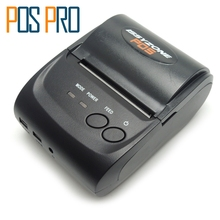 10 unids/1 lote IMP006 pos58 impresora térmica Al Por Mayor Mini Bluetooth Android impresora térmica impresora de recibos Bluetooth
