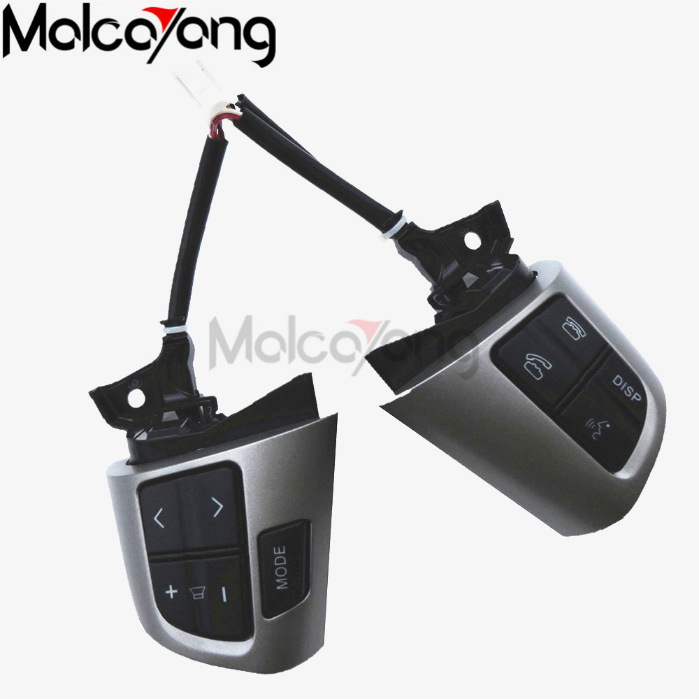 Top Quality Steering Wheel Control Button Switch For TOYOTA COROLLA ADE150 NDE150 NRE150 ZZE150 2007-2013 84250-02230 8425002230 high quality for hyundai ix25 2 0l steering wheel control buttons supervision panel button without clock spring creta