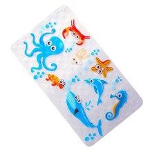 Multi-purpose Bath Mat Bathroom Shower Mats PVC Baby Tub Home Kitchen Non Slip Anti-slipping silicone