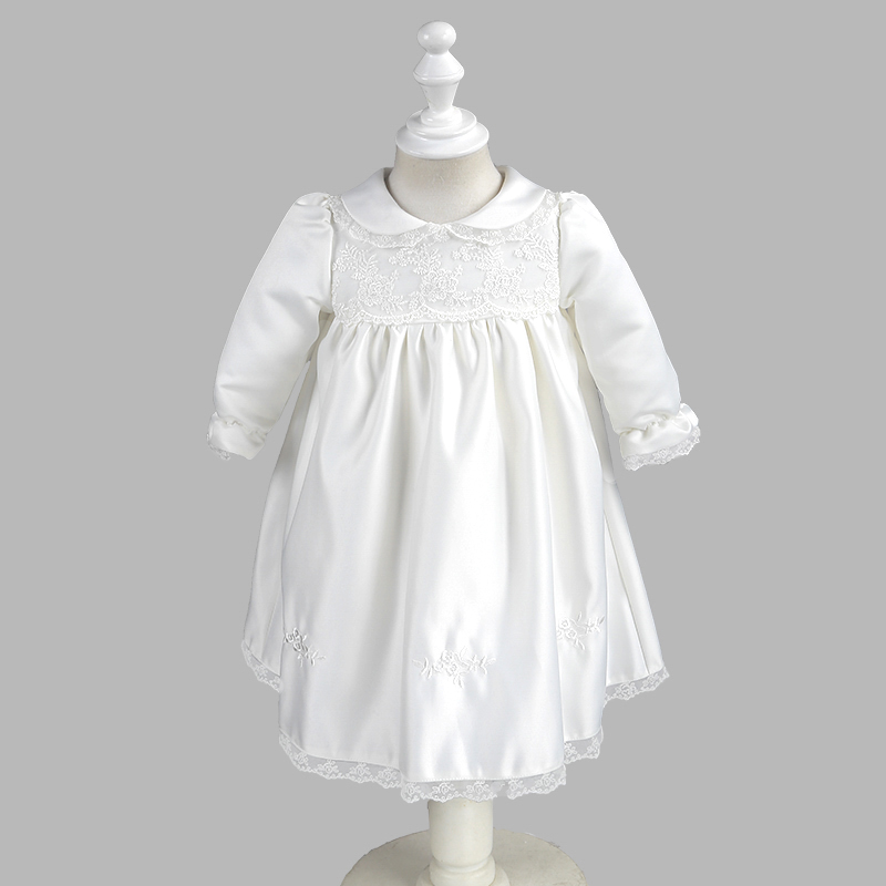 80c143593 Buy Nimble 100% cotton lining Satin Cute infant Dress toddle dress ...