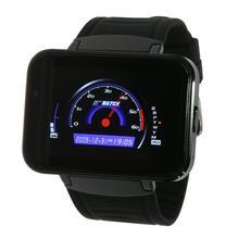 2.2inch LCD Screen Smartwatch 1.2G Dual Core MTK6572A 1.3MP Camera Smart Watch with WiFi GPS GSM Bluetooth 512MB RAM 4GB ROM