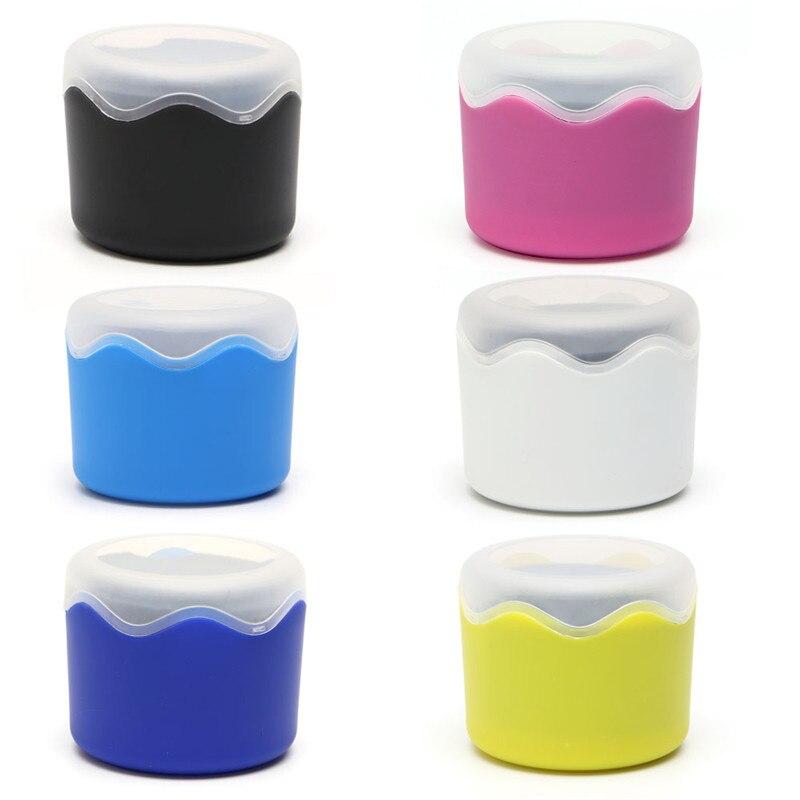 1 Stück Candy Farbe Uhr Box Armbanduhr Lagerung Fall Kunststoff Einzelne Uhr Box Fall Mit Schwamm Uhr Box