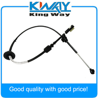 Free Shipping Automatic Transmission Shift Cable 5L3Z 7E395 AA Fit For Ford F 150 4R70W 2005 2008