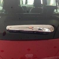 Chevrolet trax 2014 2015 2016 뒷 창 와이퍼 암 크롬 커버 트림 오버레이 몰딩 액세서리 자동차 스타일링