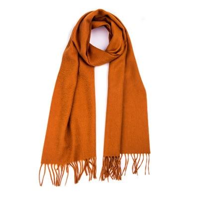 NO0038 кашемировый шарф леди чистый цвет круг шеи любовник стиль