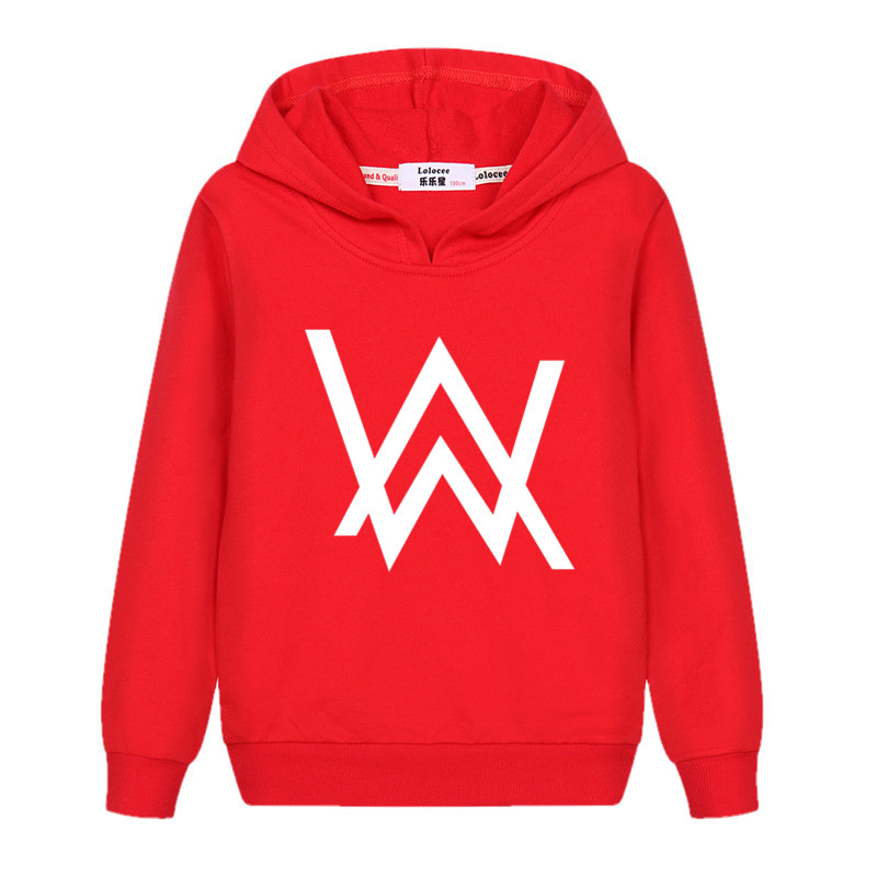b22e2651 ... Fashion DJ Master Boy Sweatshirt Alan Walker Children Hoodie Teen Girl  Cotton Long Sleeve Pullover Kid ...