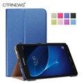 CTRINEWS Folio Cover Case For Samsung Galaxy Tab A 7.0 T280 T285 Tablet ИСКУССТВЕННАЯ Кожа Стенд Шкафы для Samsung Tab A 7.0 Откидная Крышка