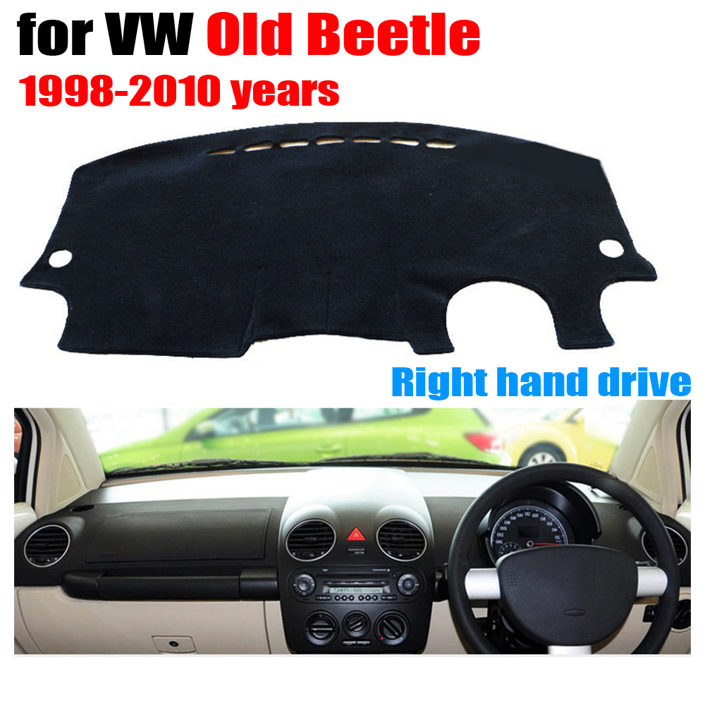 Car Dashboard Covers For Volkswagen Vw Old Beetle 1998 2010 Right Jeep Wrangler Dash Pad After You Are Buying Itplease Leave Us A Message Send Picture About Your To And Year It Is Thank Lot