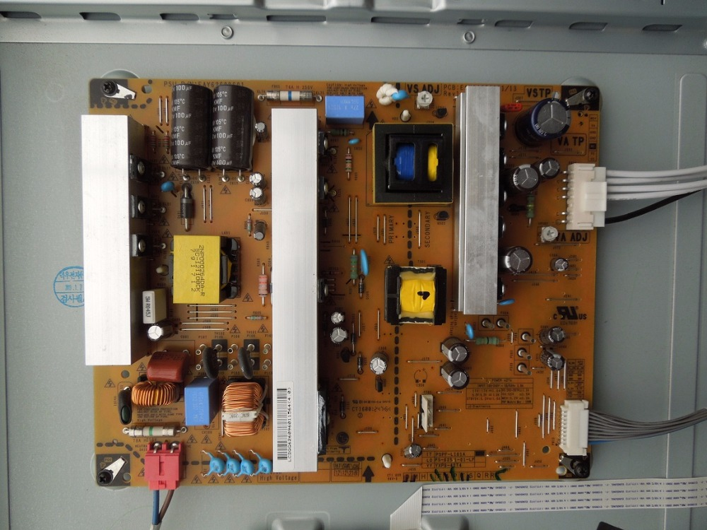 42PA450C power panel PSPF-L101A EAX64276601 EAY62609601 is used 42pfl9509 power panel 2300kpg109a f is used