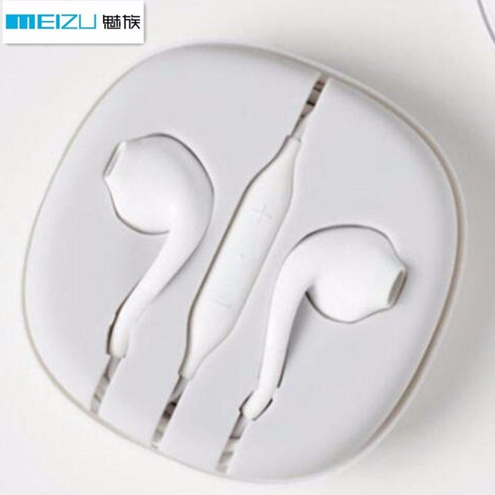 bilder für Ursprüngliche Meizu EP2X kopfhörer mit fernbedienung und mikrofon hifi stereo sound für weibliche stimme sopran beste für Pro 6 6 s pro5 handys