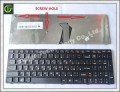 New Russian Keyboard for IBM Lenovo Ideapad Y570 Y570N Y570NT Y570P Y570i Y570D Y570I RU Black keyboard same as the photo