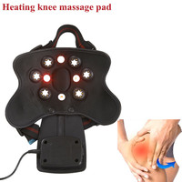 2019 free shipping hot seller physiotherapy kneepad electric heating knee pad leg device pain release warm feet health