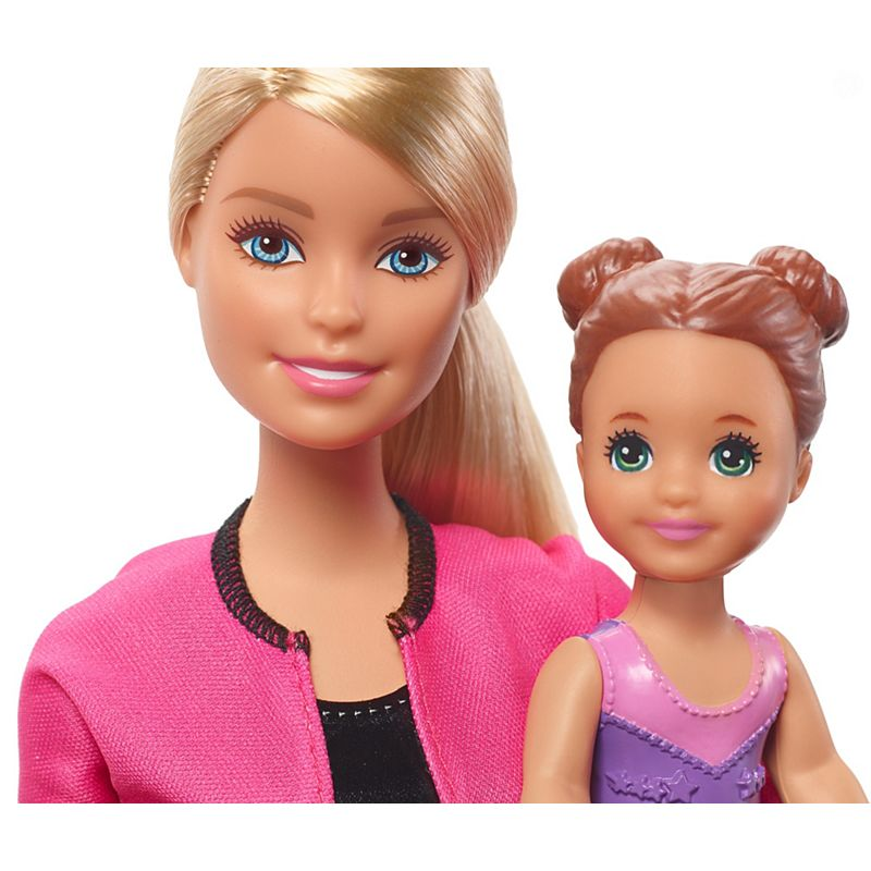 Original Barbie Gymnastics Coach Girl Princes Girl Dolls House Boneca Brinquedos For Birthday Gift Juguetes toys for children in Dolls from Toys Hobbies